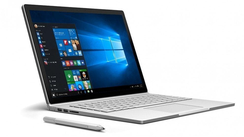 Microsoft Surface Book CR700004 Laptop