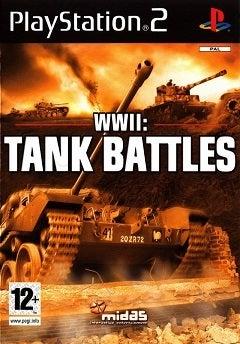 Midas WWII Tank Battles Refurbished PS2 Playstation 2 Game