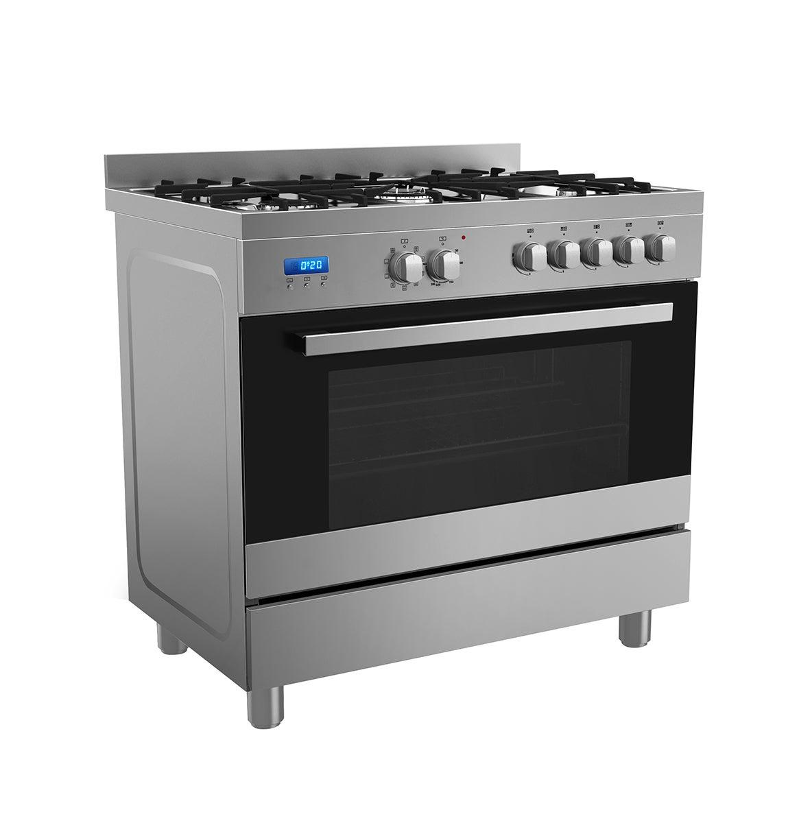 Midea 36SME5GFR00P48 Oven