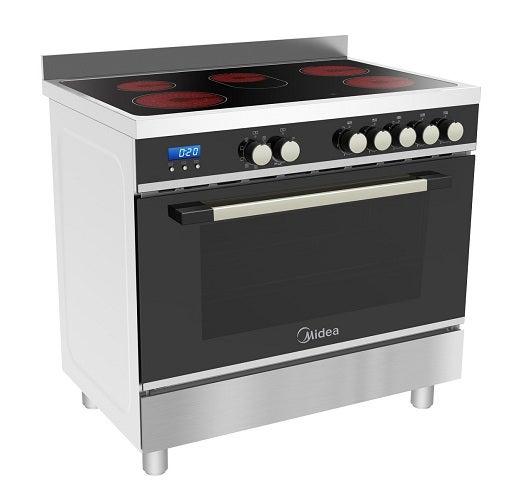 Midea MFS90CSS Oven