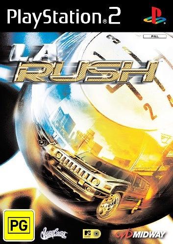 Midway Games LA Rush Refurbished PS2 Playstation 2 Game