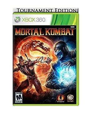 Midway Games Mortal Kombat Tournament Edition Xbox 360 Game