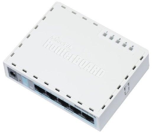 MikroTik RB750G Router