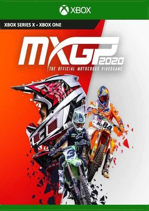 Milestone MXGP 2020 The Official Motocross Videogame Xbox Series X Game