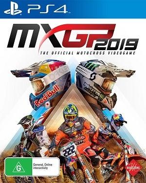 Milestone MXGP 2019 PS4 Playstation 4 Game