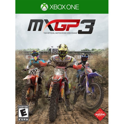 Milestone MXGP3 The Official Motocross Videogame Xbox One Game