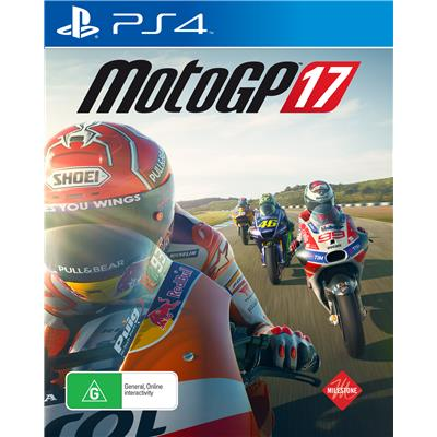 Milestone MotoGP 17 PS4 Playstation 4 Game