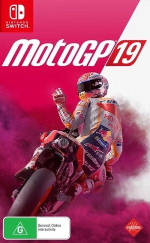 Milestone Moto GP 19 Nintendo Switch Game