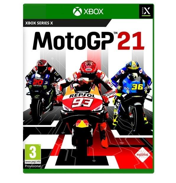 Milestone MotoGP 21 Xbox Series X Game