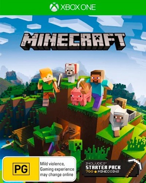 Microsoft Minecraft Starter Collection Xbox One Game