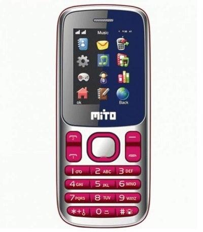 Mito 120 2G Mobile Phone