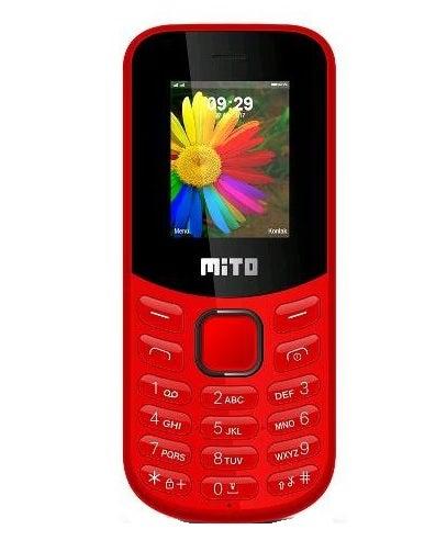 Mito 120I 2G Mobile Phone