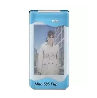 Mito 585 Flip 3G Mobile Phone