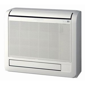 Description. The Mitsubishi Electric MFZ KJ Series Floor Model Air  Conditioners ...