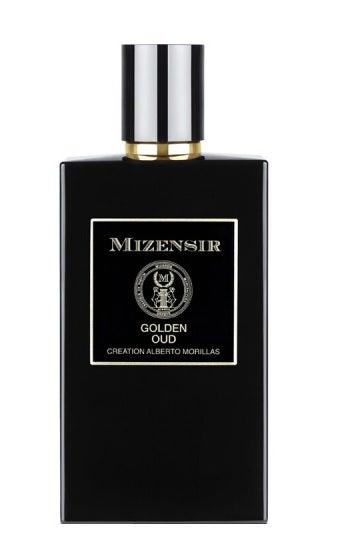 Mizensir Golden Oud Unisex Cologne