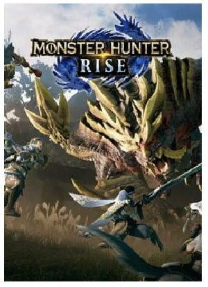 Capcom Monster Hunter Rise PC Game