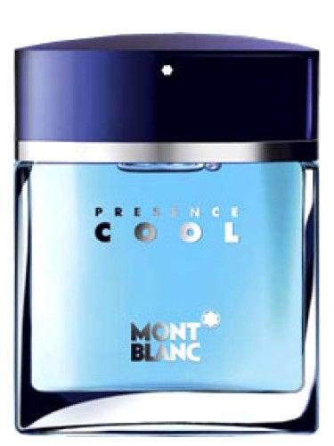 Mont Blanc Presence Cool Men's Cologne