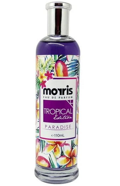Morris Paradise Tropical Edition Women's Perfume