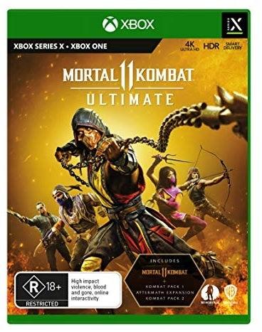 Warner Bros Mortal Kombat 11 Ultimate Xbox X Game