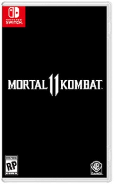Warner Bros Mortal Kombat 11 Nintendo Switch Game