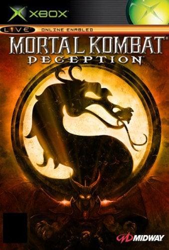 Midway Games Mortal Kombat Deception Refurbished Xbox Game