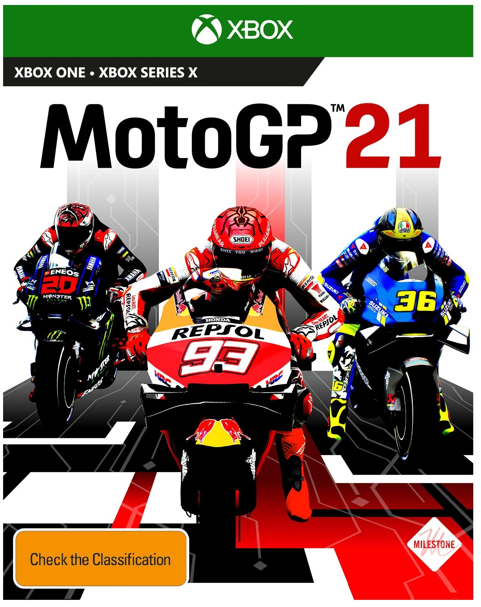 Milestone MotoGP 21 Xbox One Game