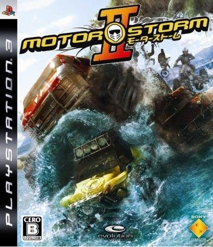 Sony MotorStorm 2 PS3 Playstation 3 Game