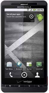 Motorola Droid X 3G Mobile Phone