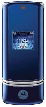 Motorola Krzr K1 2G Mobile Phone