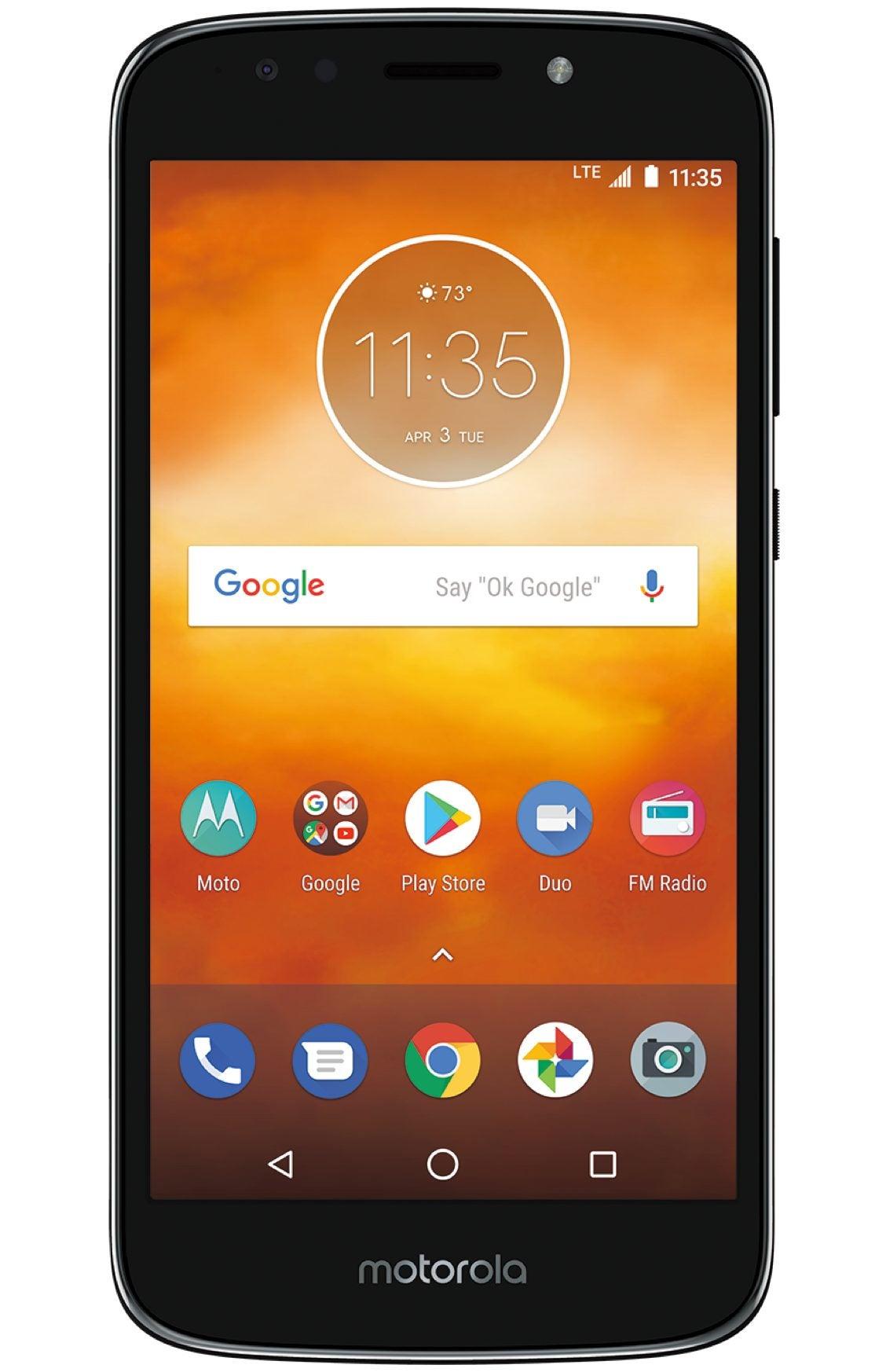 Motorola Moto E5 Play Mobile Phone