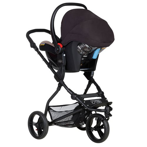 Mountain Buggy Mini Travel System Stroller