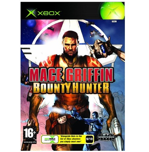Mumbo Jumbo Mace Griffin Bounty Hunter Refurbished Xbox Game