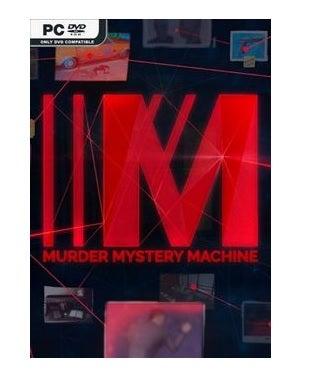 Blazing Griffin Murder Mystery Machine Refurbished PC Game