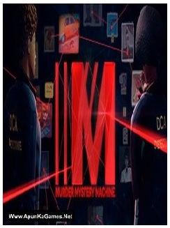 Microids Murder Mystery Machine PC Game