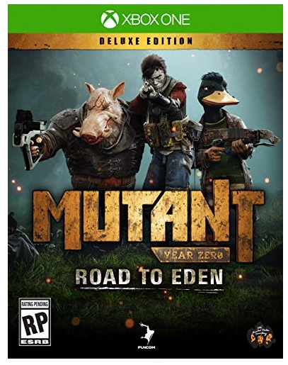 Funcom Mutant Year Zero Road to Eden Deluxe Edition Xbox One Game