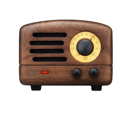 Muzen OTR Walnutwood Portable Speaker