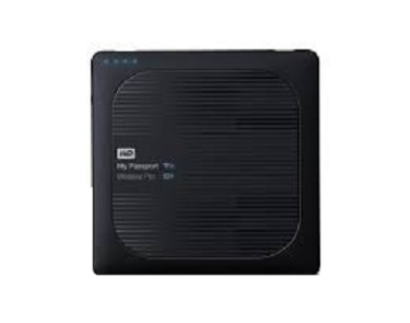 Western Digital My Passport Wireless Pro Hard Drive