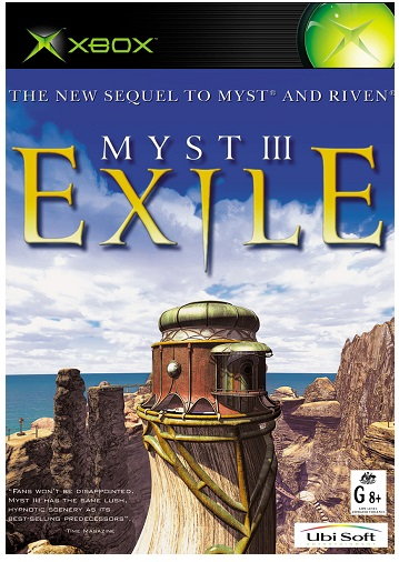 Ubisoft Myst 3 Exile Xbox Game