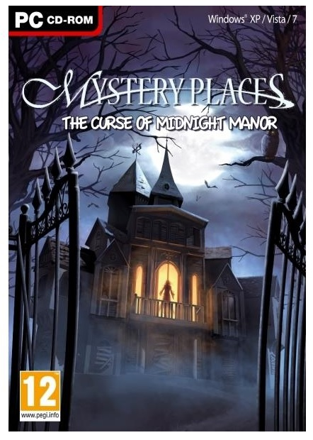 Ikaron Mystery Places The Curse Of Midnight Manor PC Game