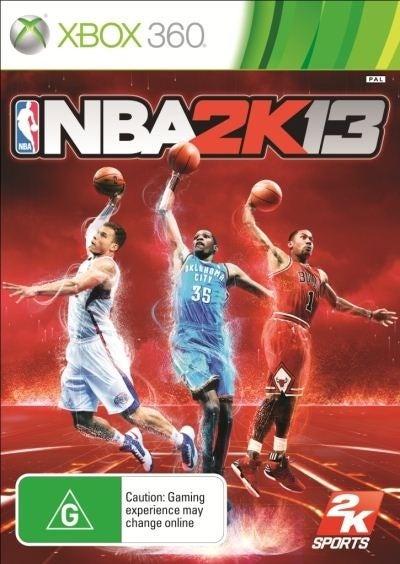 2k Sports NBA 2K13 Refurbished Xbox 360 Game