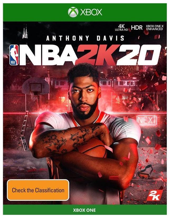 2k Sports NBA 2K20 Xbox One Game