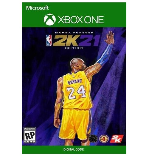 2k Sports NBA 2K21 Mamba Forever Edition Xbox One Game