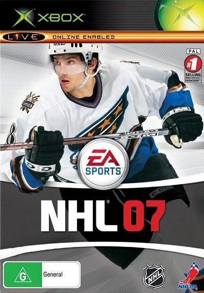 Electronic Arts NHL 07 Refurbished Xbox Game