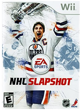 Electronic Arts NHL Slapshot Nintendo Wii Game