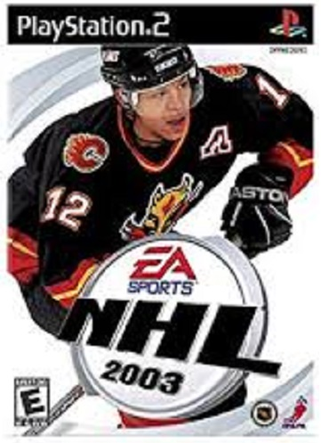 Electronic Arts NHL 2003 PS2 Playstation 2 Game