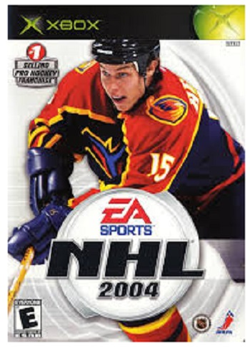 Electronic Arts NHL 2004 Xbox Game