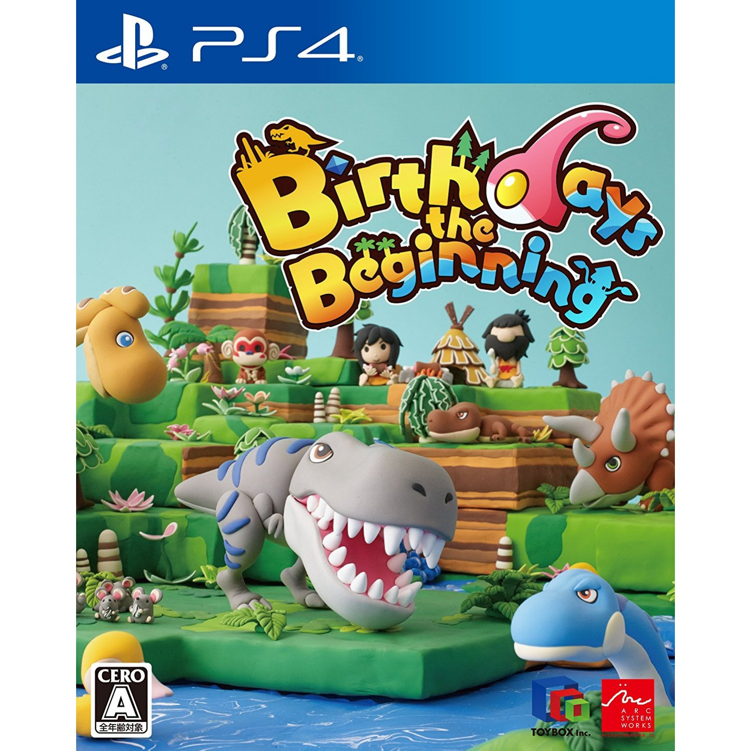 NIS Birthdays The Beginning PS4 Playstation 4 Game