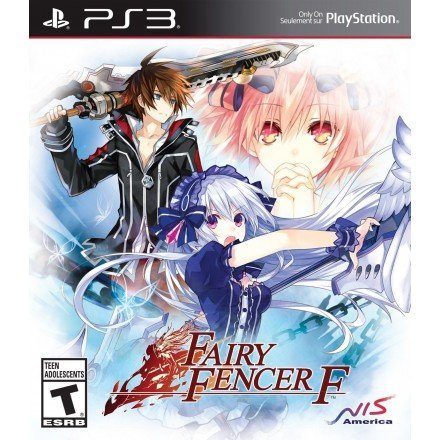 NIS Fairy Fencer F PS3 Playstation 3 Game