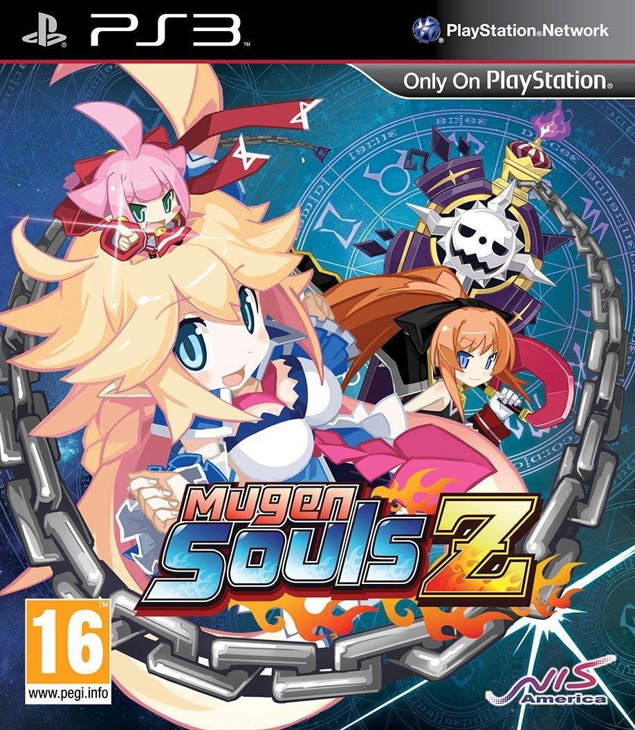 NIS Mugen Souls Z PS3 Playstation 3 Game