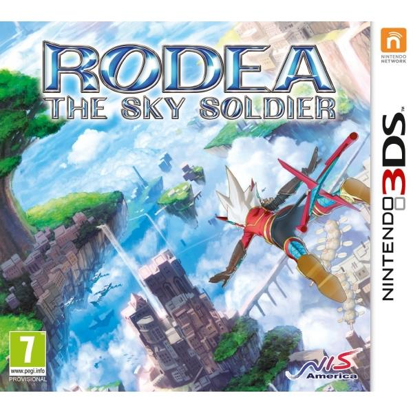 NIS Rodea The Sky Soldier Nintendo 3DS Game